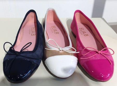 Elia B Ballerina Flats.