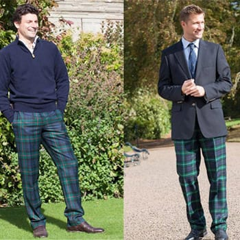 What to Wear to a Burns Supper