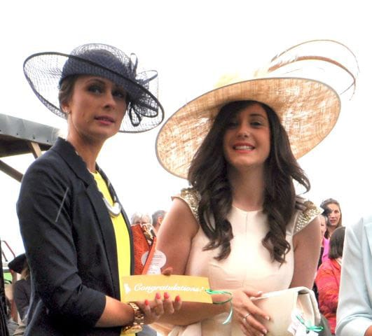Best Dressed Ladies Finalists, Kelso Races 2014