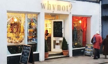 whynot? north berwick