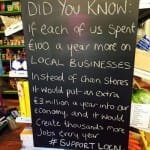 Visit Kelso Local Spending