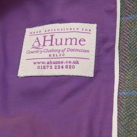 A Hume Tailoring - Ladies