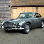Goodwood Revival Aston Martin DB5