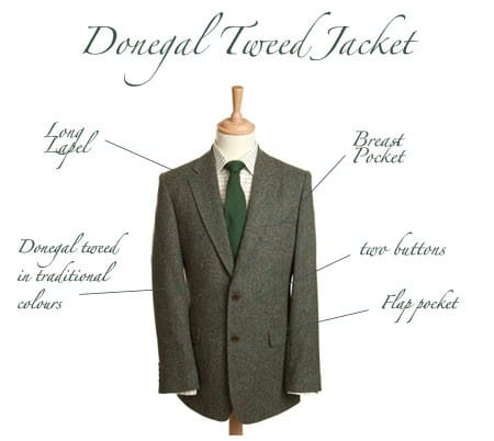 Magee Donegal Tweed