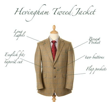 Hevingham Jacket