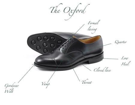 Loake Scafell Oxford Shoe