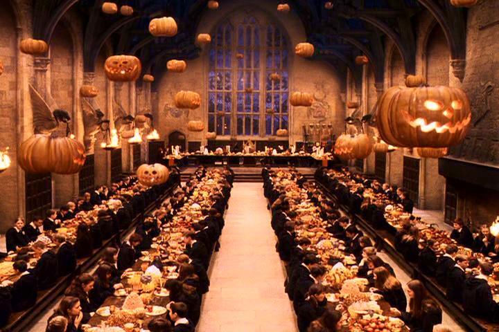 Hogwarts_Dinner