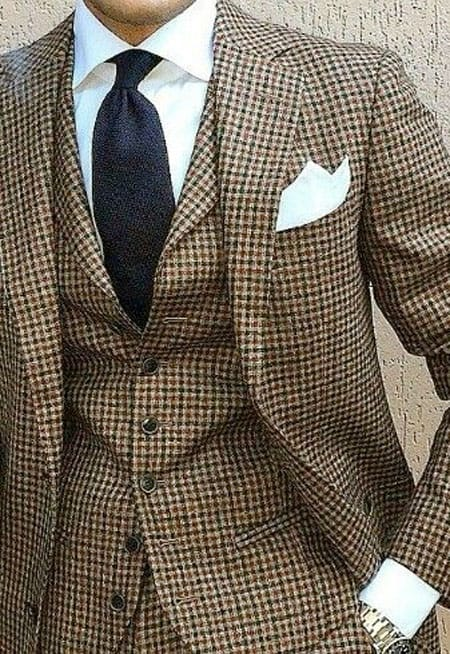 Tweed City Suave