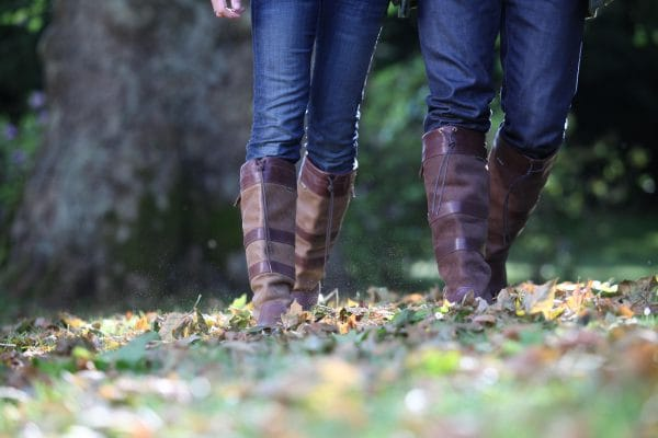 Dubarry Boots - How to look after them.