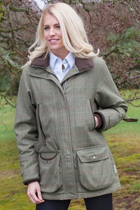 Schoffel Ptarmigan Tweed CoatSchoffel Ptarmigan Tweed Coat