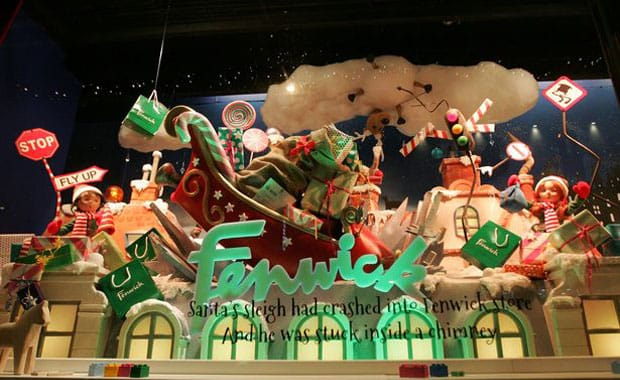 Top Christmas Windows 2015