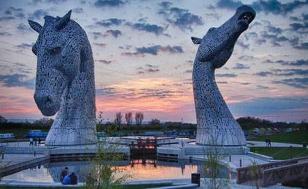 Looking Back on 2015 – the Kelpies, the Tour of Britain and a lot more.