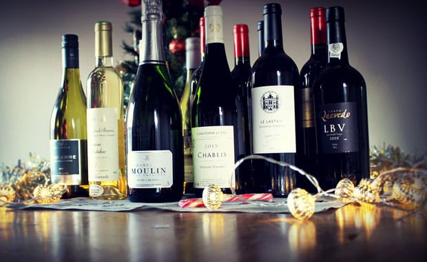 Naked Wines Christmas Exclusive