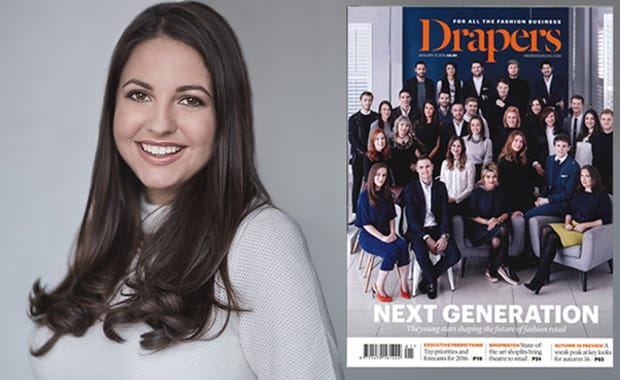 Vanessa Murray – Drapers' 30 under 30