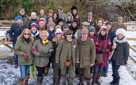 Roxburghe Shooting School Ladies Clay Day