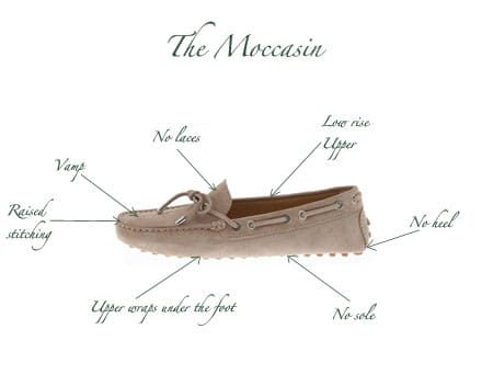 The Moccasin