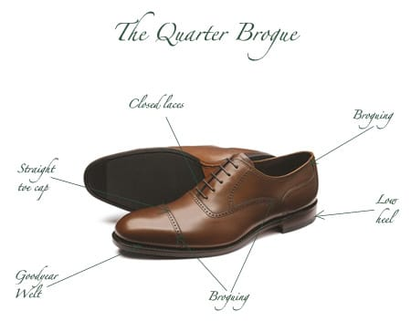 The Quarter Brogue