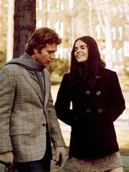 Tweed as worn in the 70s by Ryan O'Neil in Love Story. Image source: Pinterest
