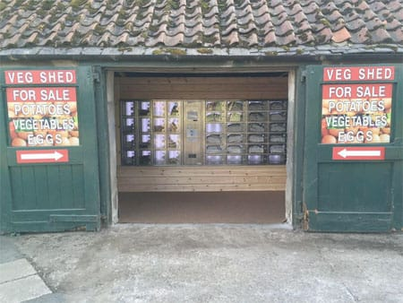 The Veg Shed