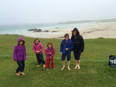 Camping in Tiree The Ugly Truth