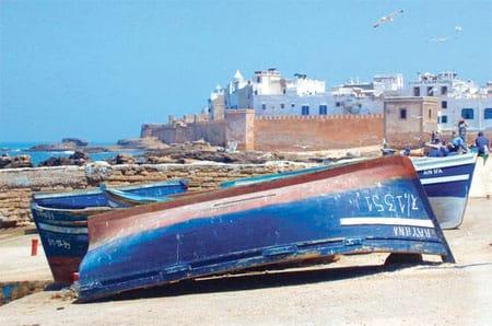 Essaouira, Morrocco