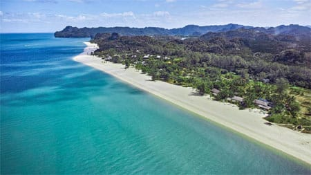 The Four Seasons Resort, Langkawi