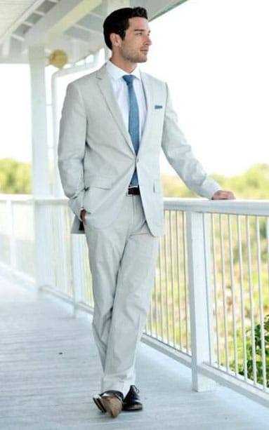 5a911fb9f3 Men  What to Wear to a Summer Wedding