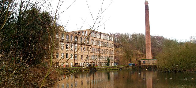 Pleasley Mills - geograph.org.uk - 121575