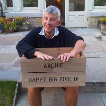 Archie's Birthday Bash
