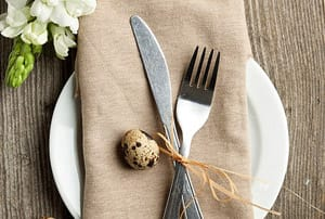 Inspiration for Easter Sunday Lunch