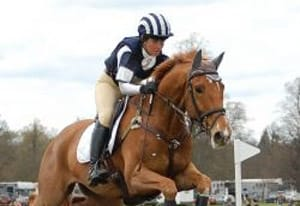 Borders Talent at Badminton Horse Trials
