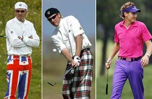 Golf Style – The Winners and Losers