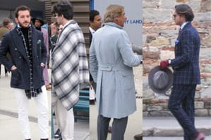 Pitti Uomo Street Style 2014