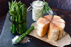 Asparagus – Spear of Destiny
