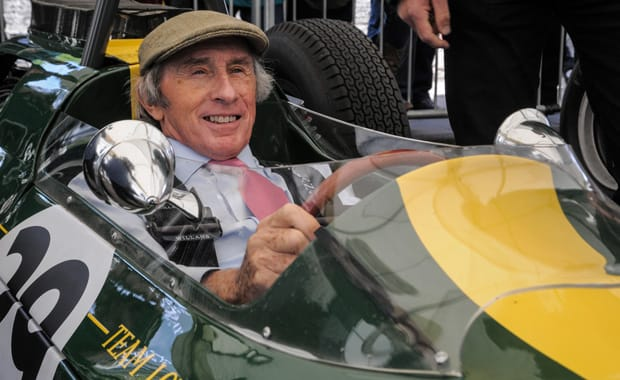 A Hume at the Jim Clark Weekend