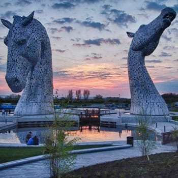 The Kelpies Are Coming – Friday 15th May 2015