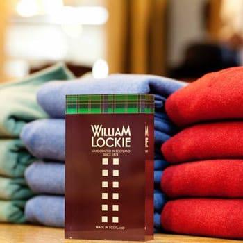 William Lockie Knitwear – Scottish Knitwear to be proud of