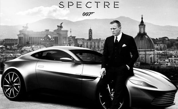 Dressing Bond – Spying on the Spy