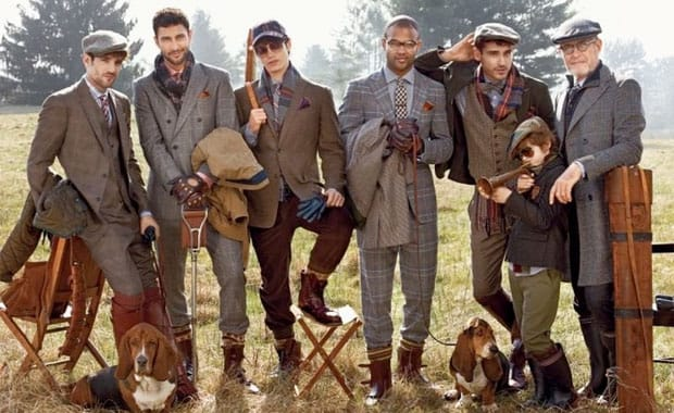 How to Wear a Tweed Jacket