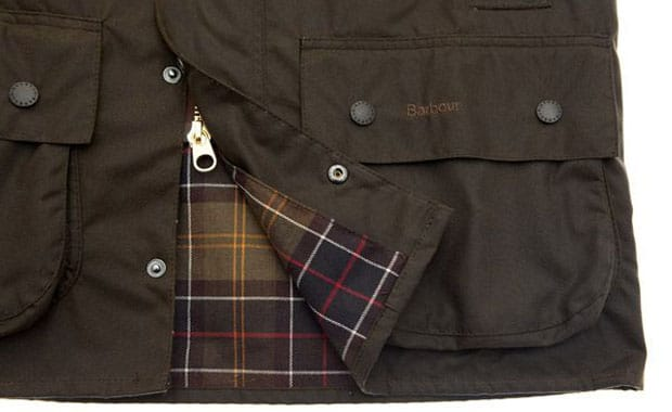 How to Care for a Barbour Jacket