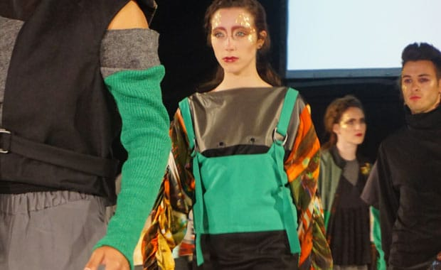 Graduate Degree Fashion Show – Heriot Watt School of Textiles