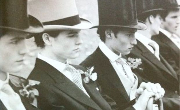 A Gentleman's Attire at Royal Ascot