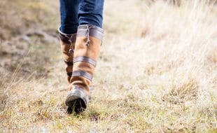Dubarry Boots in Spring