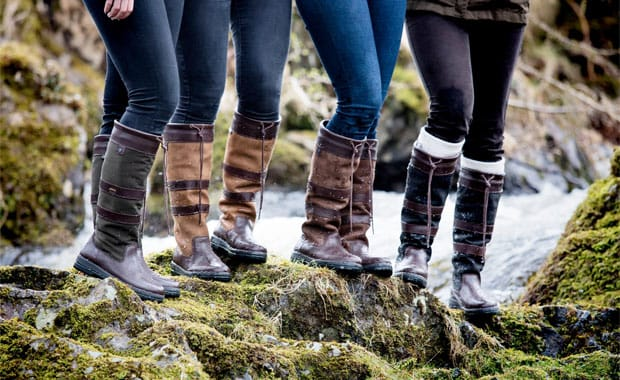 Why Country Ladies Love Dubarry Boots