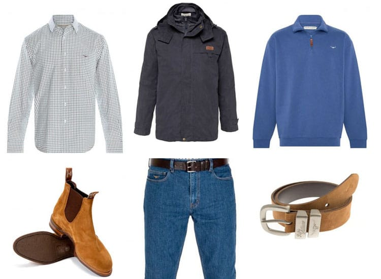 The New RM Williams Menswear Collection is Here | A Hume