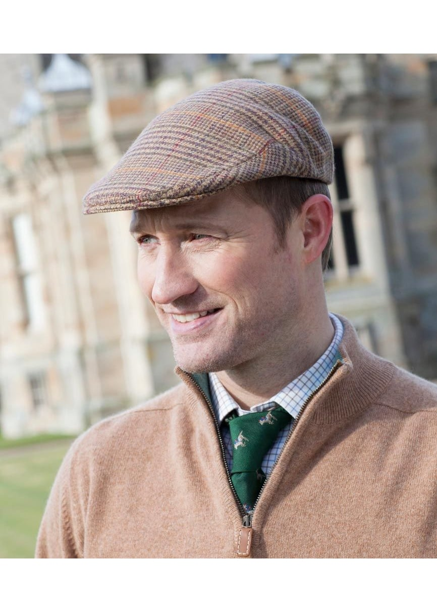 A Hume Clifton Cashmere Cap Large Image