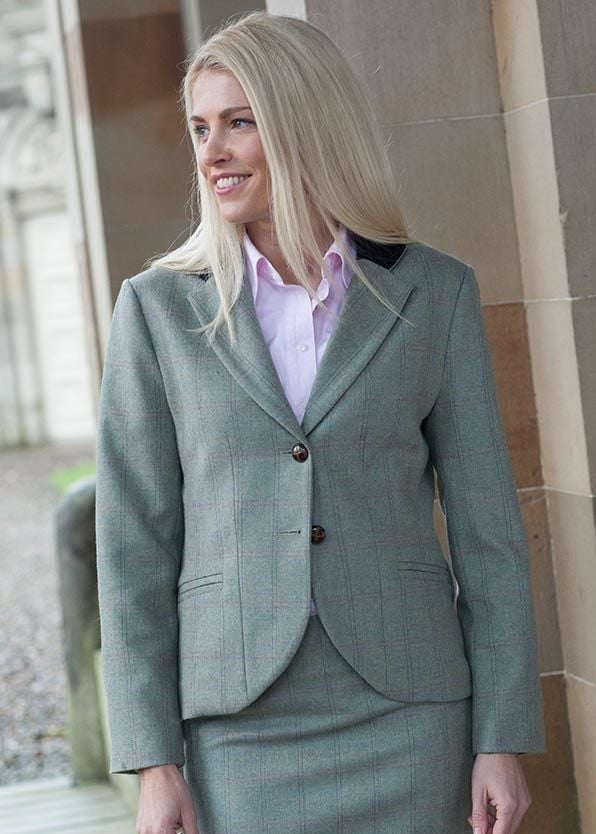 A Hume Kelso Blazer  Large Image