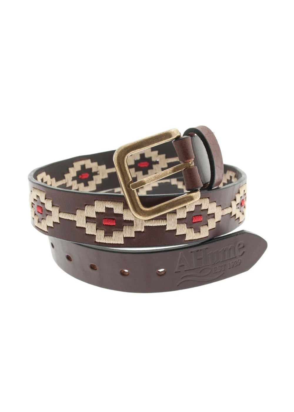 A Hume Pablo 1.5 Polo Belt Large Image