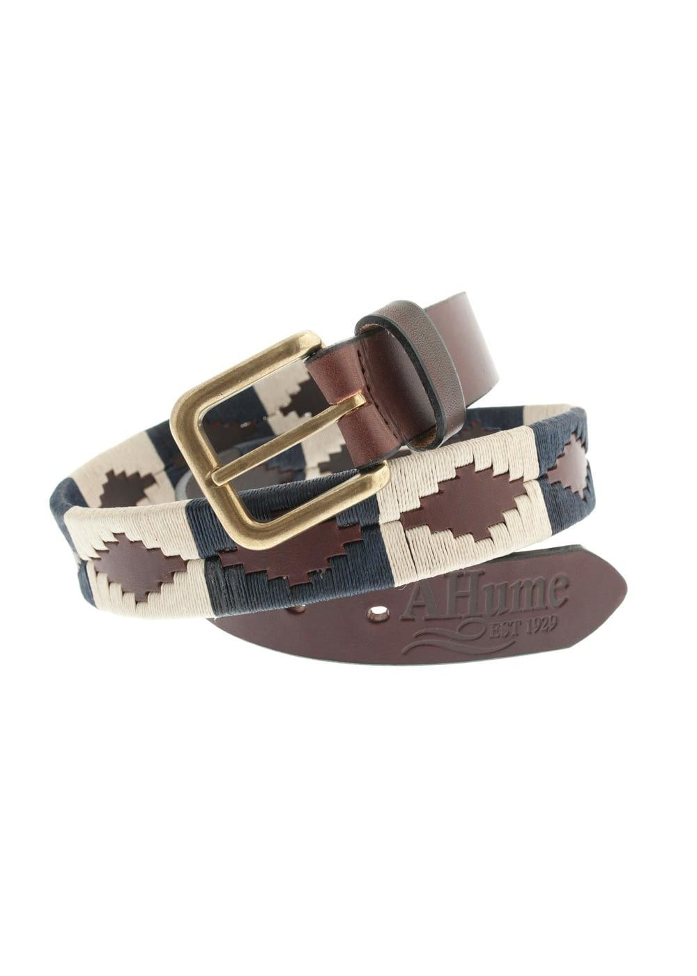 A Hume Santiago 1.5 Polo Belt Large Image
