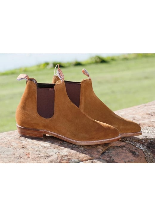 RM Williams Adelaide Suede Boots